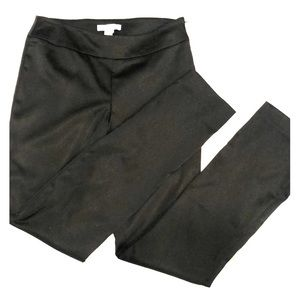 WHBM Black Pant NWT